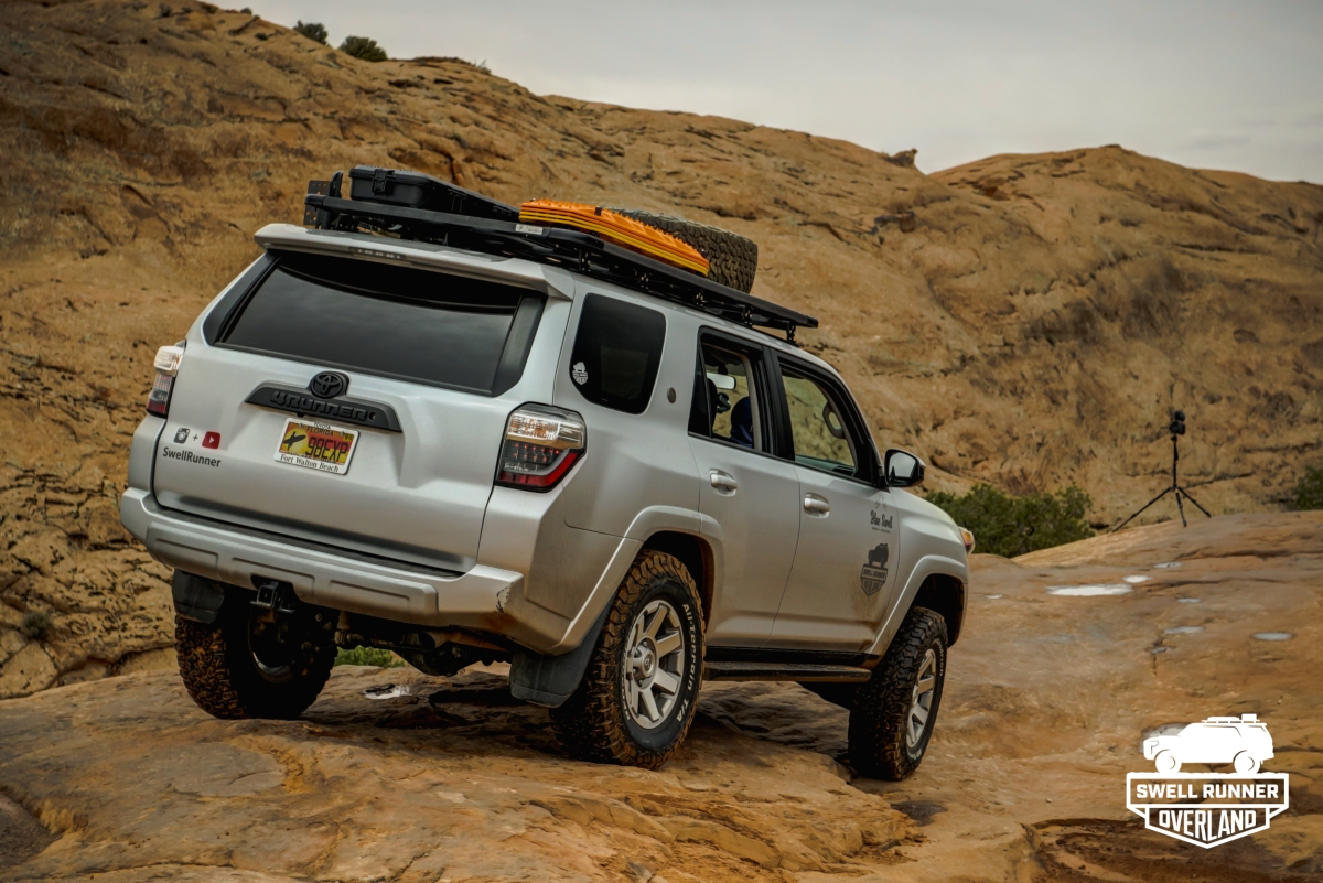SwellRunner 4Runner Build – SwellRunner Overland