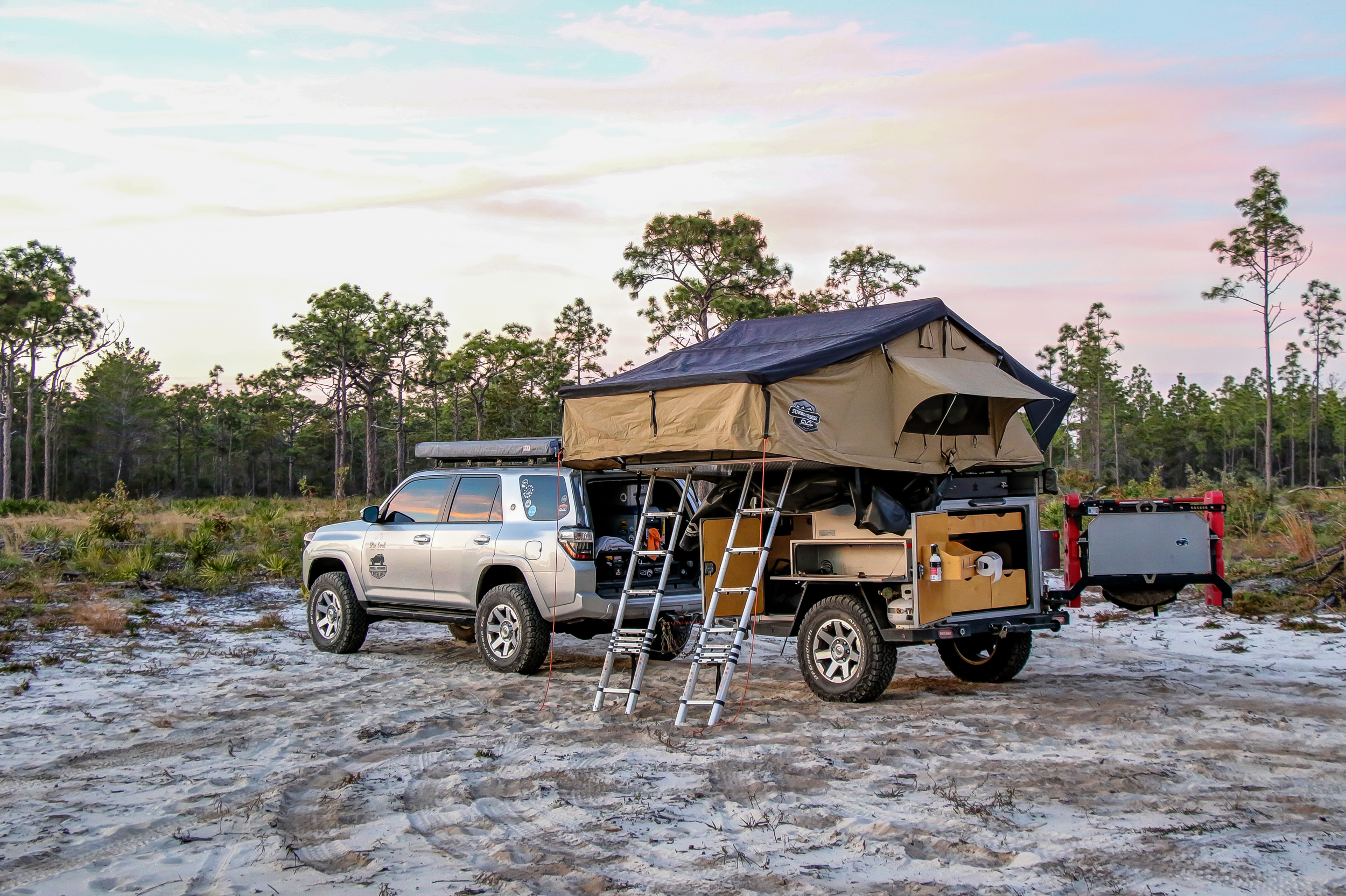 Overland Camping Setup, What I Do and Why It's the Best